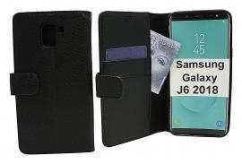 billigamobilskydd.se Jalusta Lompakkokotelo Samsung Galaxy J6 2018 (J600FN/DS)