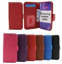 billigamobilskydd.se New Jalusta Lompakkokotelo Samsung Galaxy A20e (A202F/DS)