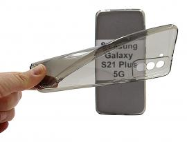 billigamobilskydd.se Ultra Thin TPU Kotelo Samsung Galaxy S21 Plus 5G (G996B)
