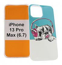 billigamobilskydd.se TPU-Designkotelo iPhone 13 Pro Max (6.7)
