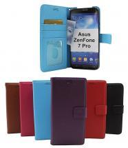 billigamobilskydd.se New Jalusta Lompakkokotelo Asus ZenFone 7 Pro (ZS671KS)