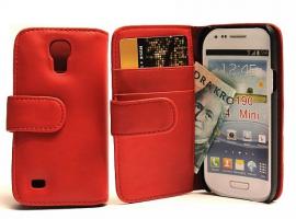 CoverIn Lompakkokotelot Samsung Galaxy S4 Mini (i9195/i9190)