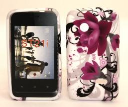 billigamobilskydd.se TPU Designcover Sony Xperia Tipo ST21i