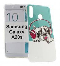 billigamobilskydd.se TPU-Designkotelo Samsung Galaxy A20s (A207F/DS)