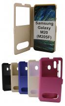 billigamobilskydd.se Flipcase Samsung Galaxy M20 (M205F)