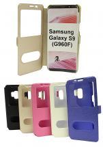 billigamobilskydd.se Flipcase Samsung Galaxy S9 (G960F)