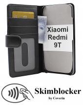 CoverIn Skimblocker Lompakkokotelot Xiaomi Redmi 9T