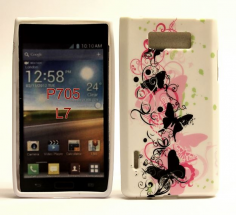 billigamobilskydd.se TPU Designcover LG Optimus L7 (P700)