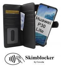 CoverIn Skimblocker XL Magnet Wallet Huawei P30 Lite