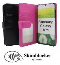 CoverIn Skimblocker Lompakkokotelot Samsung Galaxy A71 (A715F/DS)