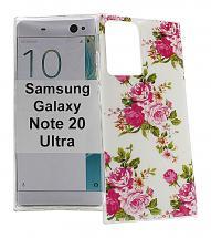 billigamobilskydd.se TPU-Designkotelo Samsung Galaxy Note 20 Ultra 5G (N986B/DS)