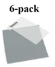 billigamobilskydd.se Kuuden kappaleen näytönsuojakalvopakett Samsung Galaxy Xcover 2