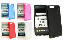 billigamobilskydd.se S-Line TPU-muovikotelo Huawei P10 Plus
