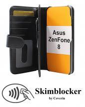 CoverIn Skimblocker XL Wallet Asus ZenFone 8 (ZS590KS)