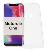 billigamobilskydd.se Ultra Thin TPU Kotelo Motorola One
