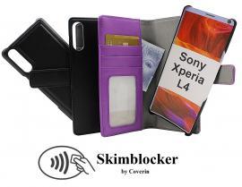 CoverIn Skimblocker Magneettikotelo Sony Xperia L4