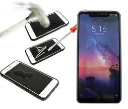 billigamobilskydd.se Full Frame Karkaistusta Lasista Xiaomi Redmi Note 6 Pro