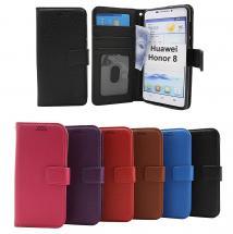 billigamobilskydd.se New Jalusta Lompakkokotelo Huawei Honor 8