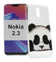 billigamobilskydd.se TPU-Designkotelo Nokia 2.3