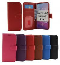 billigamobilskydd.se Jalusta Lompakkokotelo Samsung Galaxy S10 (G973F)