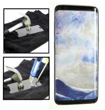 billigamobilskydd.se Full Frame Karkaistusta Lasista Samsung Galaxy S8 (G950F)