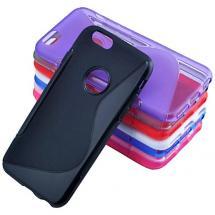billigamobilskydd.se S-Line TPU-muovikotelo iPhone 6 Plus/6s Plus
