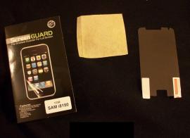 billigamobilskydd.se Samsung Galaxy W (i8150) Näytönsuoja