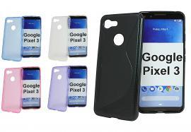 billigamobilskydd.se S-Line TPU-muovikotelo Google Pixel 3