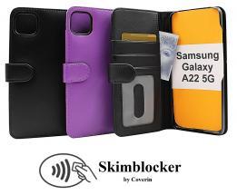 CoverIn Skimblocker Lompakkokotelot Samsung Galaxy A22 5G (SM-A226B)