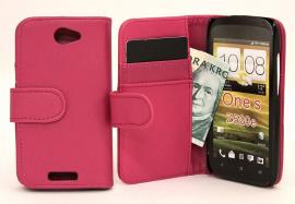 billigamobilskydd.se Lompakkokotelot HTC One S