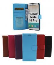 billigamobilskydd.se New Jalusta Lompakkokotelo Huawei Mate 10 Pro