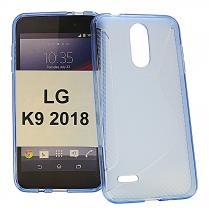 billigamobilskydd.se S-Line TPU-muovikotelo LG K9 2018 (LMX210)