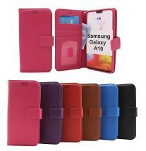 billigamobilskydd.se New Jalusta Lompakkokotelo Samsung Galaxy A10 (A105F/DS)