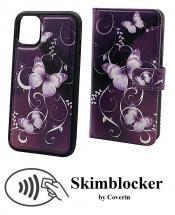 billigamobilskydd.se Design Magneettilompakko iPhone 11 (6.1)