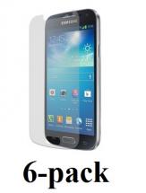 billigamobilskydd.se Kuuden kappaleen näytönsuojakalvopakett Samsung Galaxy S4 Mini