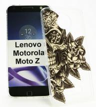 billigamobilskydd.se TPU-Designkotelo Lenovo Motorola Moto Z