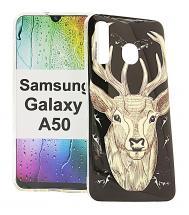 billigamobilskydd.se TPU-Designkotelo Samsung Galaxy A50 (A505FN/DS)