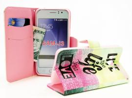 billigamobilskydd.se Kuviolompakko Samsung Galaxy J3 (J320F)
