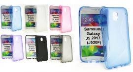 billigamobilskydd.se S-Line TPU-muovikotelo Samsung Galaxy J5 2017 (J530FD)