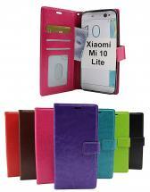 billigamobilskydd.se Crazy Horse Lompakko Xiaomi Mi 10 Lite