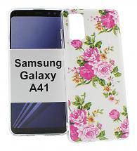 billigamobilskydd.se TPU-Designkotelo Samsung Galaxy A41