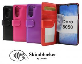 CoverIn Skimblocker Lompakkokotelot Doro 8050