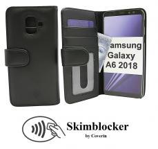 CoverIn Skimblocker Lompakkokotelot Samsung Galaxy A6 2018 (A600FN/DS)