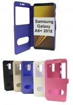 billigamobilskydd.se Flipcase Samsung Galaxy A6 Plus 2018 (A605FN/DS)