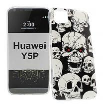 billigamobilskydd.se TPU-Designkotelo Huawei Y5p