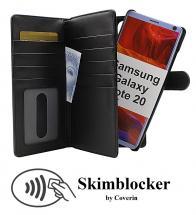 CoverIn Skimblocker XL Magnet Wallet Samsung Galaxy Note 20 5G (N981B/DS)