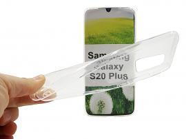 billigamobilskydd.se Ultra Thin TPU Kotelo Samsung Galaxy S20 Plus (G986B)