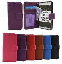billigamobilskydd.se New Jalusta Lompakkokotelo Sony Xperia XZ1 Compact (G8441)
