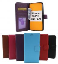 billigamobilskydd.se New Jalusta Lompakkokotelo iPhone 13 Pro Max (6.7)