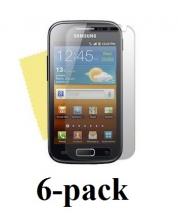 billigamobilskydd.se Kuuden kappaleen näytönsuojakalvopakett Samsung Galaxy Ace 2